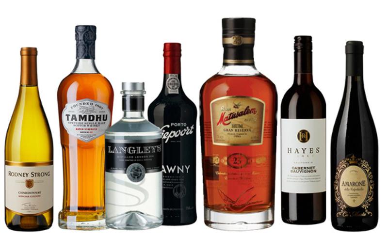 vin_rom_whiskey_skjold_burne